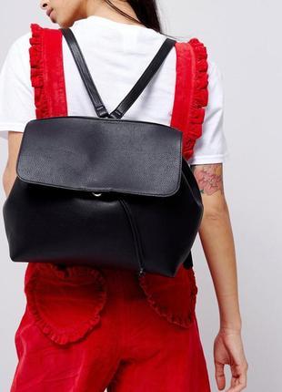 Bershka оригинал рюкзак