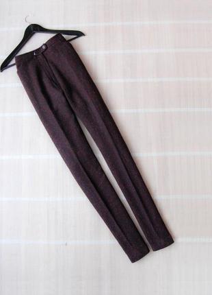 Теплые штаны c&a с завышенной талией