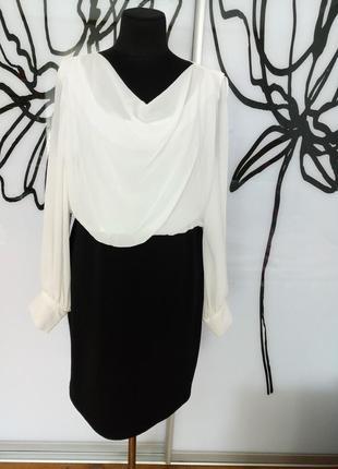 Платье блузон от f&f