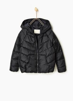 Мега крутая куртка zara 9-10лет