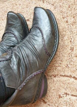 Стильные туфли ботинки