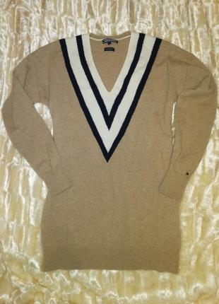 Пуловер джемпер свитер tommy hilfiger s-m-l-xl