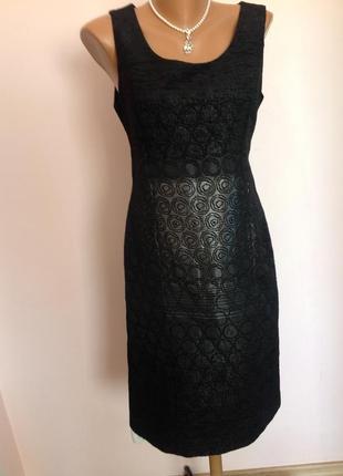 Очень красивое  фирменное вечернее платье. /l/ brend marks& spencer