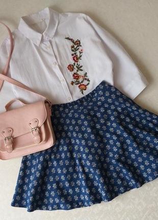 Прикольная юбка от polo ralph lauren