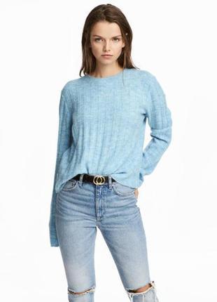 Джемпер нежно-голубого цвета h&m