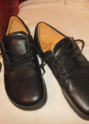 Шикарные кожаные туфли.германия.