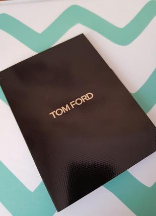 Люкс! набор пробников помад от культового бренда tom ford.