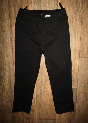 Черные капри р-р xs-s бренд bpc
