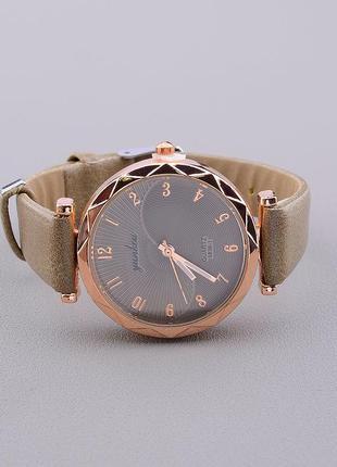 Наручные часы эко кожа 810410