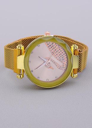 Наручные часы металл 0811130