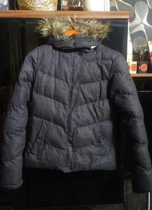 Тёплая куртка jimmy key