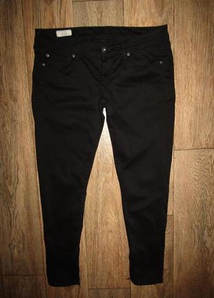 Укороченные брюки капри р-р 12 бренд pepe jeans