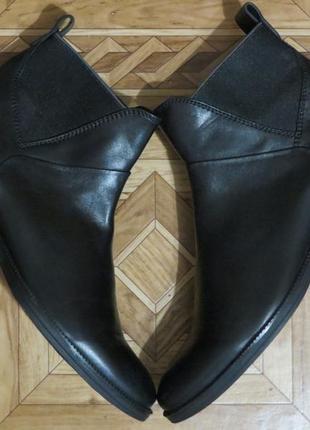 Демисезонные ботинки сапоги челси geox{оригинал}р.40