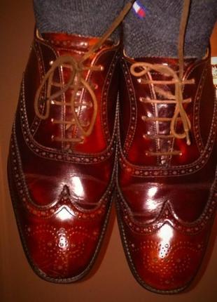 Туфли john spencer