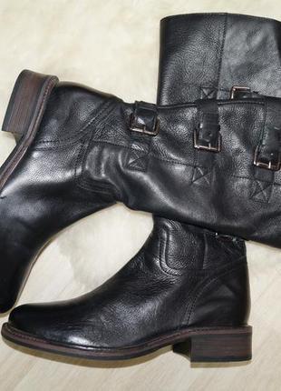 8eefa326d8b1 41р.) германия! janet d! кожа! классные удобные ботинки, сапоги ...