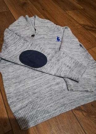 Rebel. свитерок очень крутой! размер 98.