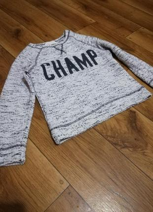 H&m. свитер кофта. разм. 110/116.
