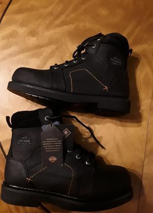 Фірмові черевики harley-davidson, оригінал, нові з бірками.