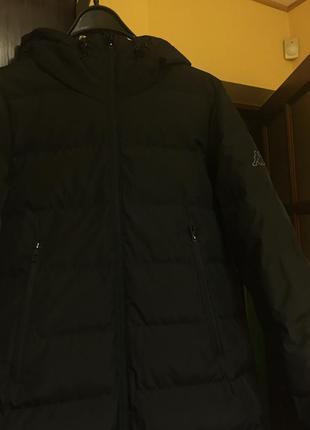 Пуховик каппа,куртка пухова kappa,пальто