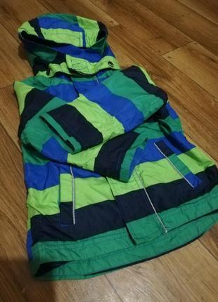 Topo mini. куртка, витровка. разм. 92