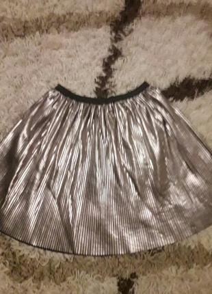 Крутая юбка zara girl.