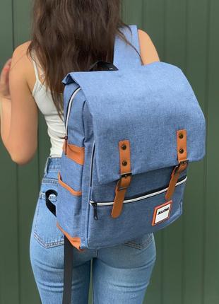 Рюкзак місткий з відділенням для ноутбука