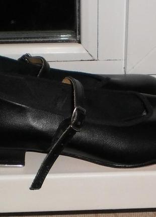 Танцевальные кожаные туфли для чечетки bloch