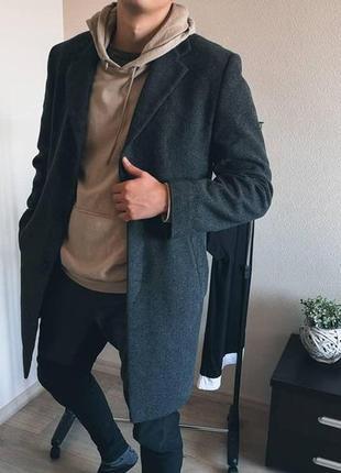 Крутое повседневное пальто rover & lakers