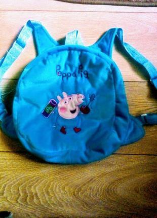 Рюкзак свинка пеппа