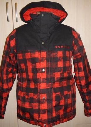 Куртка burton р.148-155см(12-13 лет) лыжная