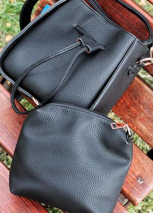 Дешевле опта! набор - сумка мешок + косметичка