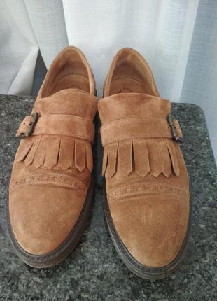Лоферы gabor туфли
