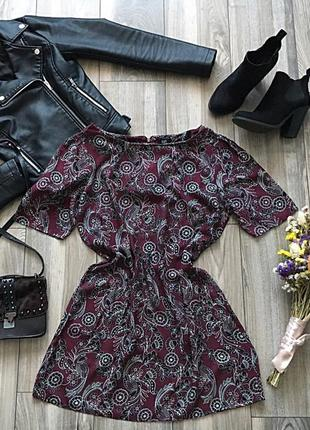 Интересное платье f&f