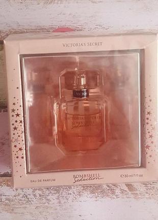 Парфюм bombshell seduction eau de parfum от victoria's secret 30мл🍡