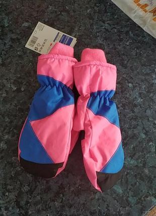 Лижні дитячі рукавички