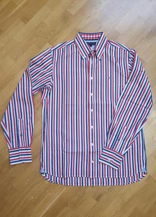 Рубашка tomy hilfiger