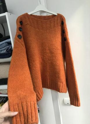 Очень мягкий свитер