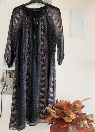 Платье в стиле бохо m&s