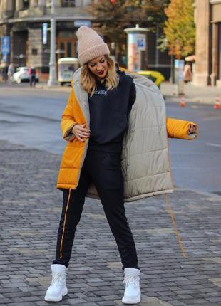 Двустороння куртка