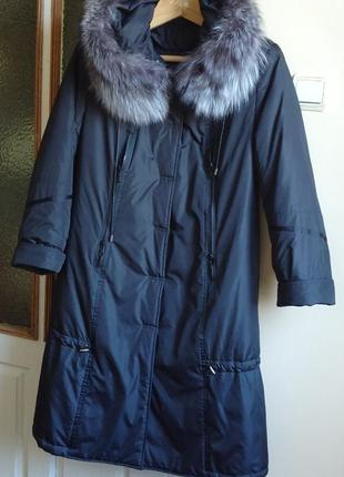 Пуховик пальто подстежка легкий высокого качества