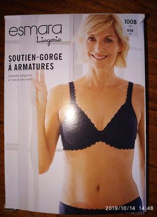 Бюст esmara lingerie.85b
