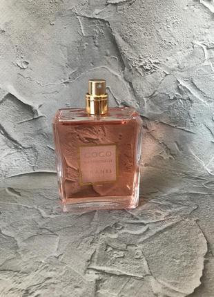 Chanel coco mademoiselle новые,сток парфюмерия