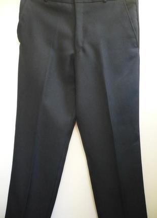Мужские брюки черные 36r, классика