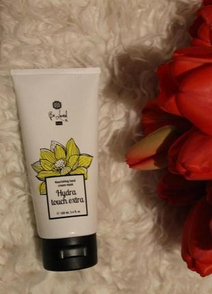 Питательная маска-крем для рук nl