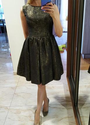 Платье zara с биркой акцыя  !!!5 фото