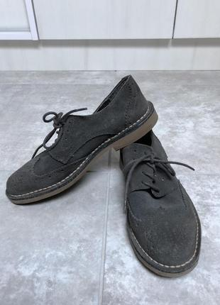 Оксфорди,туфлі