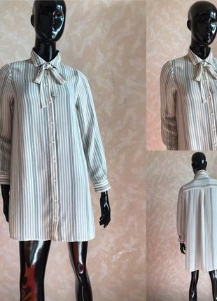 Рубашка-платье forever21 идеал s