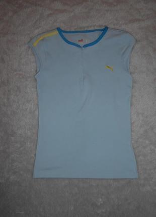 Детская фирменная футболка оригинал puma