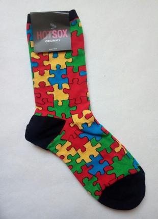 Высоки носки hotsox (америка)
