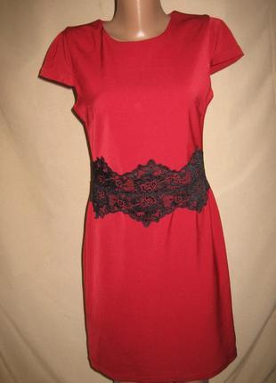 Красивое платье boohoo р-р10